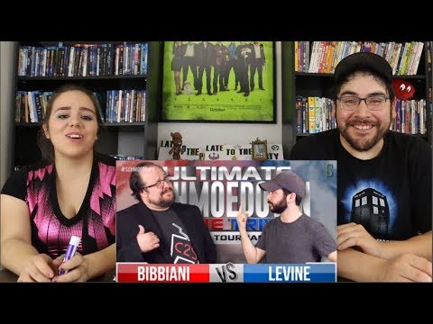 Levine Vs Bibbiani REACTION - Ultimate Schmoedown Round 1
