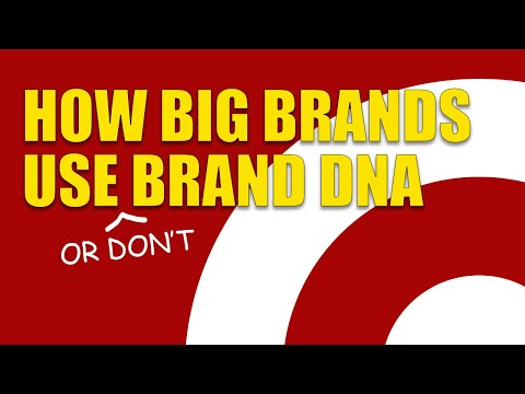 What is brand DNA and how big companies use it (or fail to use it)