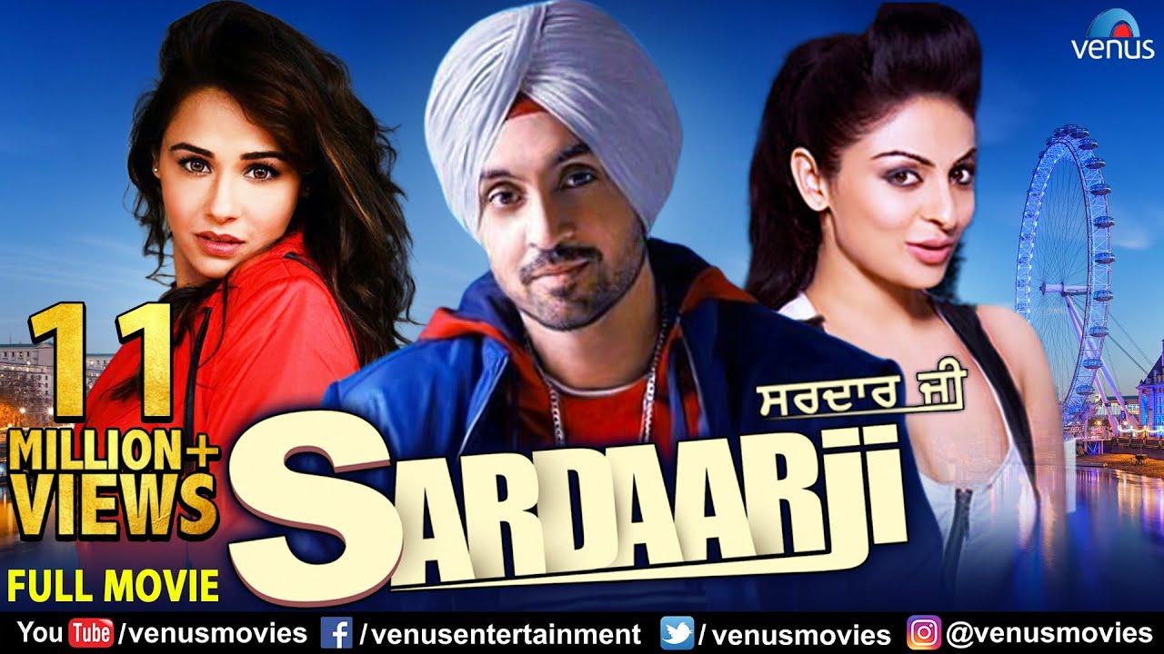 Download Sardaar Ji | Full Hindi Movie |  Diljit Dosanjh | Neeru Bajwa | HIndi Movies | Comedy Movies