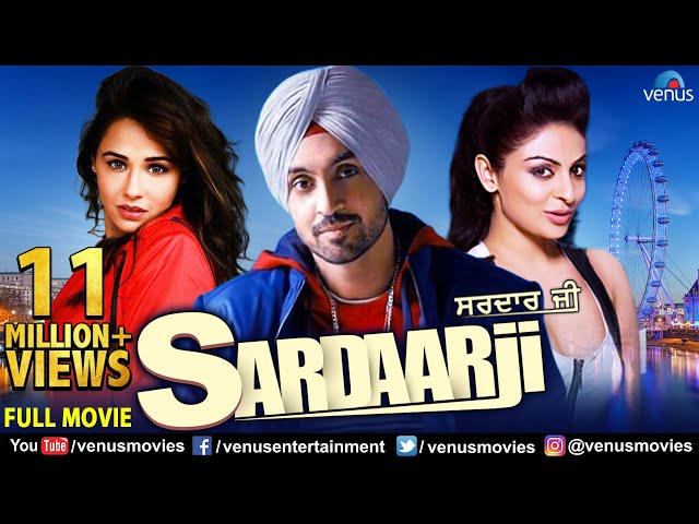Sardaar Ji Full Movie | Diljit Dosanjh | Hindi Dubbed Movies 2021 | Neeru Bajwa | Mandy Takhar
