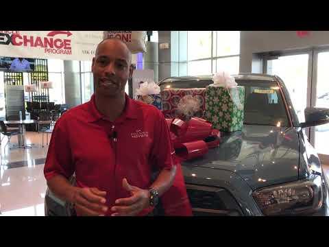Ernie Palmer Toyota - Christmas Shopping Spree