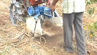 Turmeric Harvester