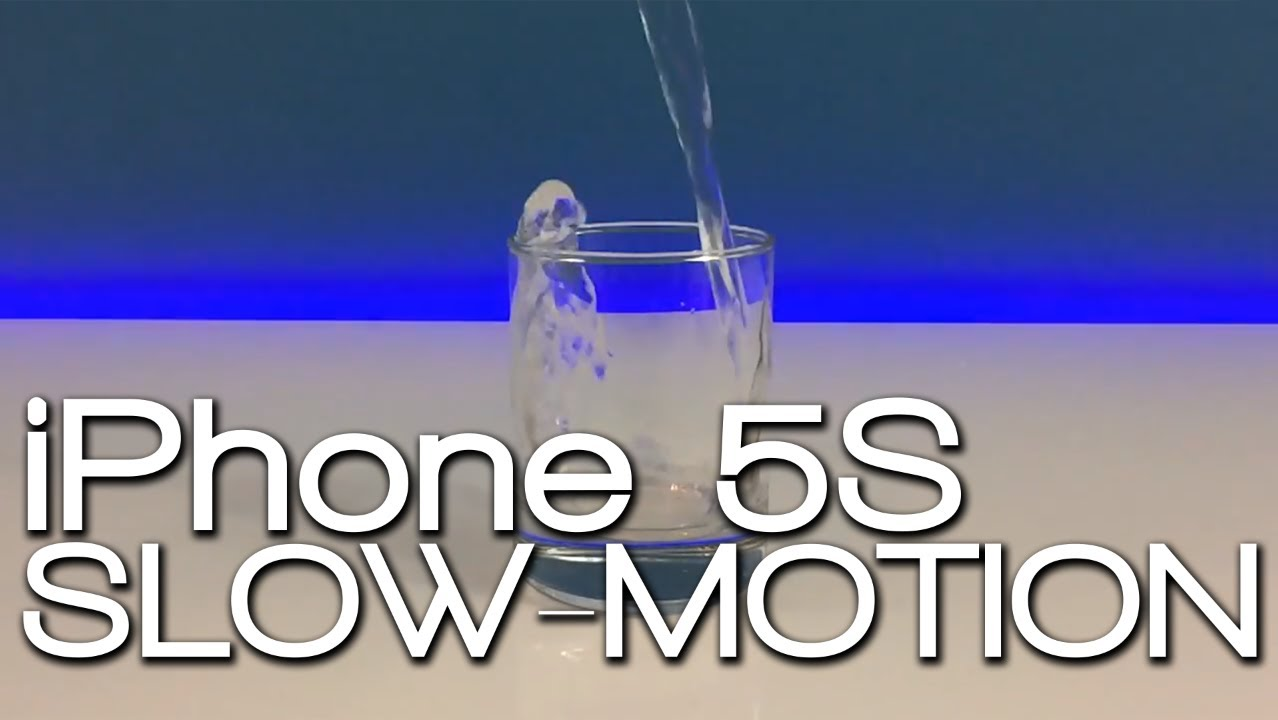 iphone slow motion iphone 5s test motion 3949