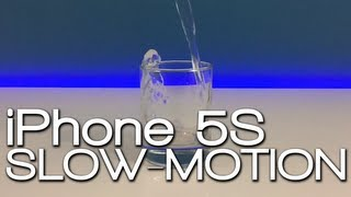 iPhone 5S - Test Slow-Motion