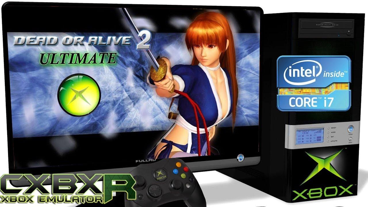 CXBX-R v0 1 [Xbox Original] - Dead or Alive 2 Ultimate [Gameplay] DX9 #2
