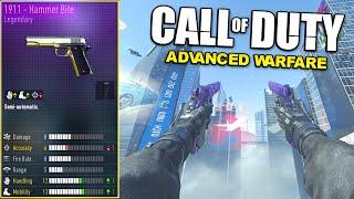 MODDED Advanced Warfare on PC is INSANE... (S1X)