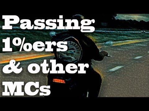 Passing 1%ers  & MC's