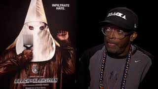 Spike Lee on Birth of a Nation's horrific social effects, Jordan Peele, more (full) | BlackkKlansman