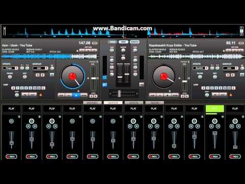 remix using virtual dj.avi by rff