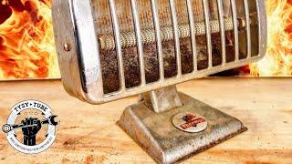 Dangerous Old Radiator - Restoration