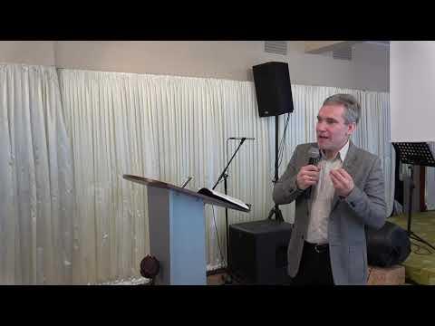 Проповедует пастор Антон Карханин. Воскресное служение 17 марта 2019, Кохтла-Ярве Слово Божие
