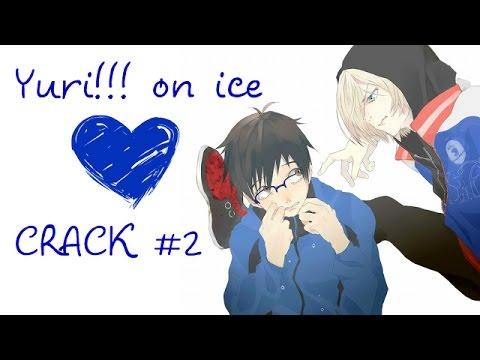Yuri!!! on ice    CRACK #2    Юрка на льду