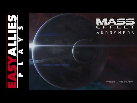 Blood Starts Mass Effect: Andromeda - There Will Be Spoilers