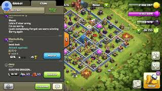 Clash of clans dead base huge loot