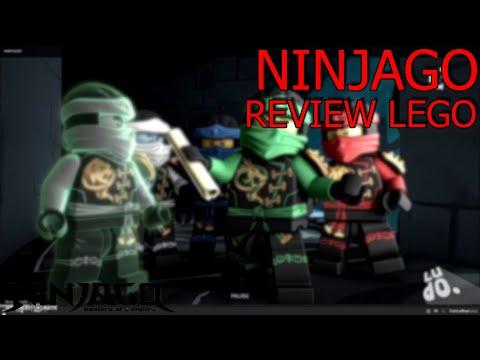Pr sentation lego ninjago mais personnage saison 6 - Lego ninjago nouvelle saison ...