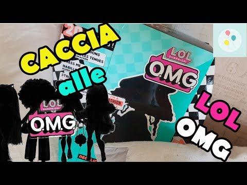 La prima CACCIA alle LOL O.M.G! Queste Lol sono pazzesche!!! | Scarta Regali