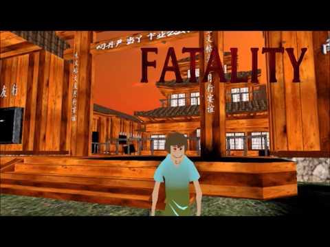 Ultra Instinct Shaggy Mortal Kombat  Reveal Trailer