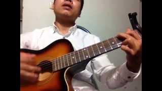 Cô ơi ! Mr Doan guitar acoustic