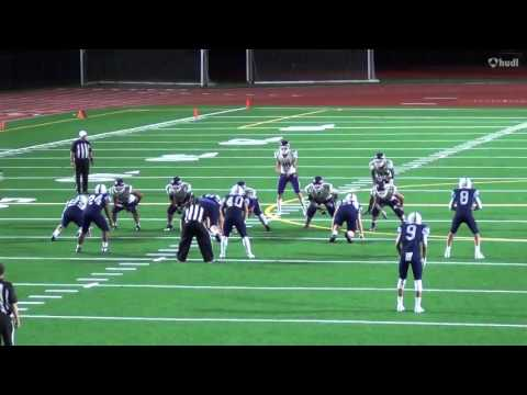 Dylan Hutchinson Junior 55   Lake Steven High School Football