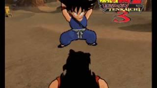 Son Goku VS Yamcha