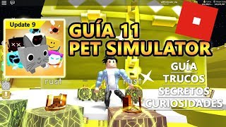 Pet Simulator Breaking the Gold Chest Dominus and pass this! Roblox English Tutorial Tutorial 11