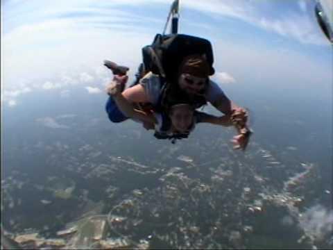 Skydiving Walterboro, SC
