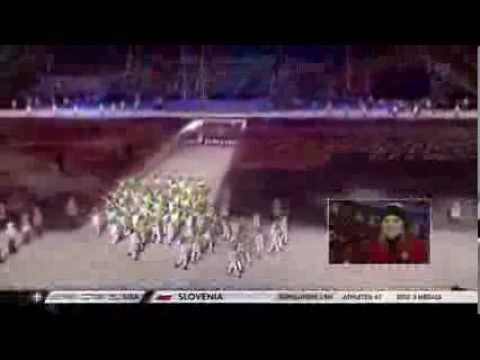 SOCHI OLYMPICS 2014 OPENING CEREMONY HD