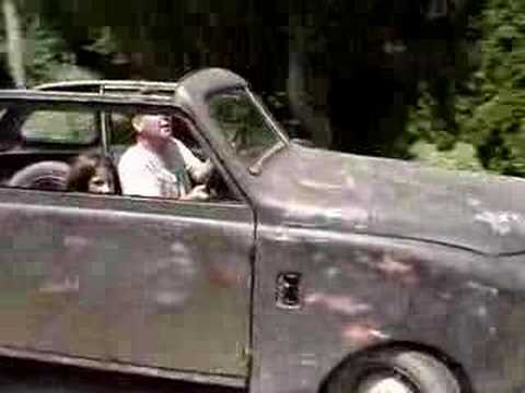crosley car ride