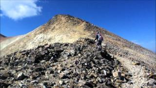 Redcloud and Sunshine Peaks