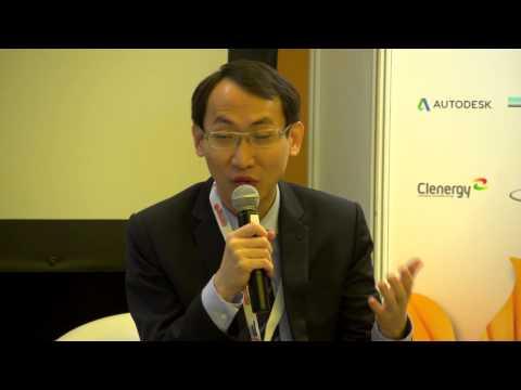 Solar Development Spotlight Panel