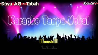 Karaoke Dayu AG Tabah Tanpa Vokal