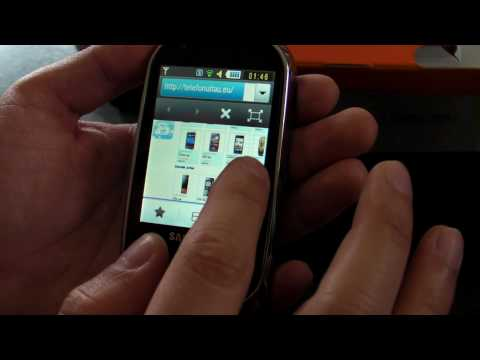 Samsung M5650 Lindy Review HD ( in Romana ) - www.TelefonulTau.eu -
