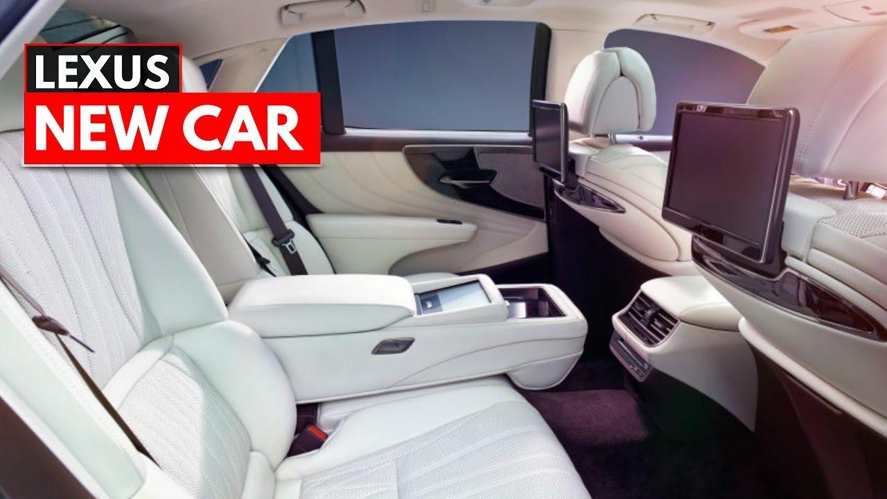 2018 Lexus Ls 500 Interior Youtube