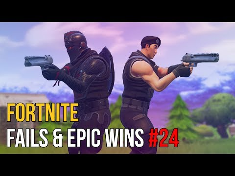 Fortnite Fails and Epic Moments #24 Daily Fortnite Funny Fails and WTF Moments
