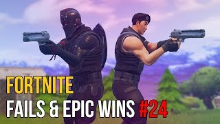 Fortnite Fails and Epic Moments #24 (Daily Fortnite Funny Fails and WTF Moments)