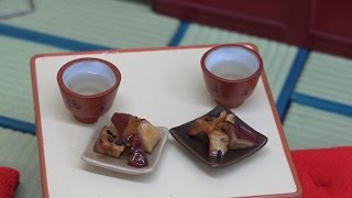 MiniFood Sweet dessert 食べれるミニチュア大学芋