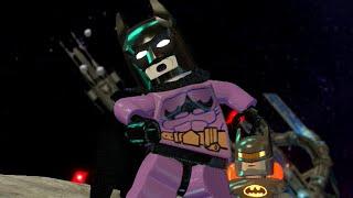 LEGO BATMAN 3 - Batzarro FREE ROAM GAMEPLAY (Bizarro DLC)
