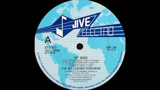 The Willesden Dodgers - Act Of Terrorism ( 1st Base 1986 )