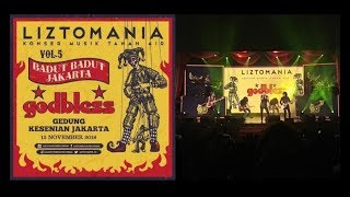GODBLESS Feat Ridho & Eet - | Badut Badut Jakarta | Liztomania Vol.5