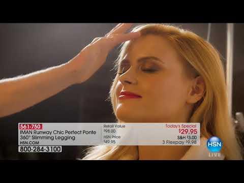 HSN | IMAN Global Chic Fashions 09.30.2017 - 04 PM