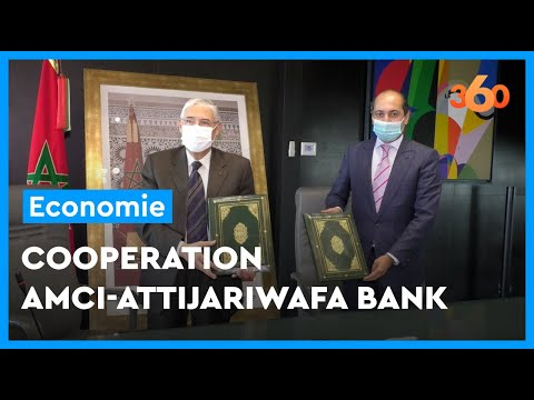 L'agence marocaine de coopération internationale signe une convention avec Attijariwafa bank