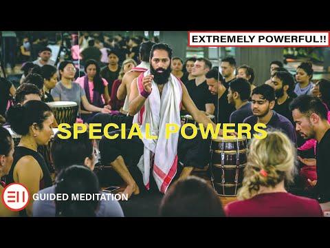 Guided Prayer Meditation for Special Powers with Himalayan Yogi Grandmaster Akshar