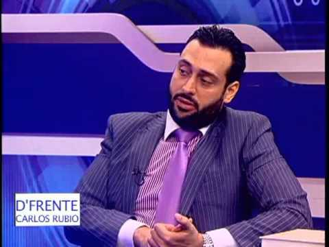 D' Frente con Carlos Rubio - 2do Programa