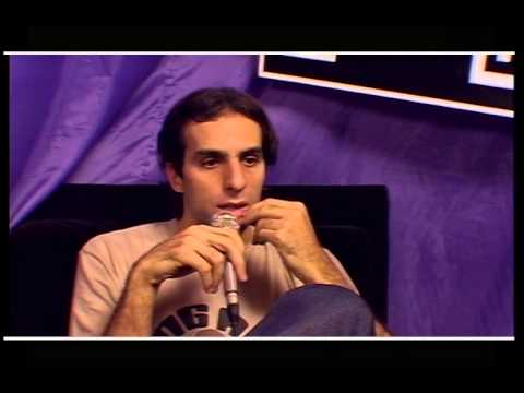 Franco Cinelli en Buenos Aliens (reportaje)