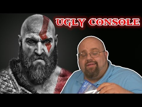 The Best Unboxing Of The Ugliest Special Edition Console Ever! (God of War PS4 Pro)