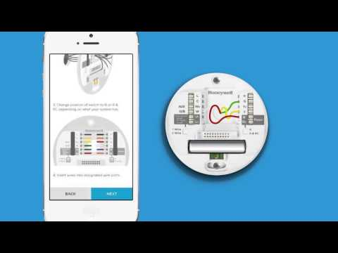 honeywell lyric thermostat wiring diagram how to install your automatic lyric thermostat chapter 3 youtube  install your automatic lyric thermostat