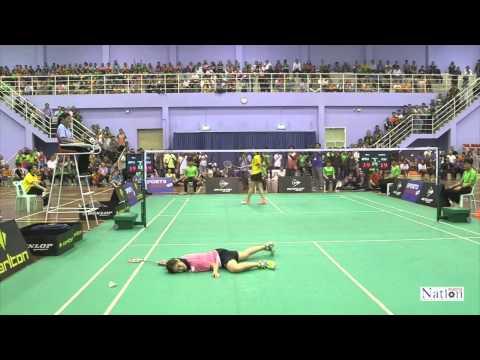 แบดมินตัน กีฬามหาวิทยาลัยแห่งประเทศไทย ครั้งที่ 42 วันที่ 23 มกราคม 2558