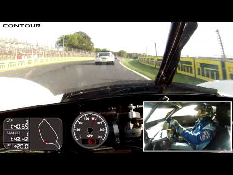 ITM400, Glenn Smith - Crawford Porsche. Race 1, GT1 class