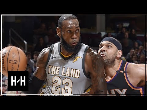 Phoenix Suns vs Cleveland Cavaliers - Highlights | March 23, 2018 | 2017-18 NBA Season