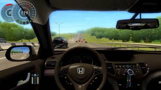 Honda Accord - POV Test Drive